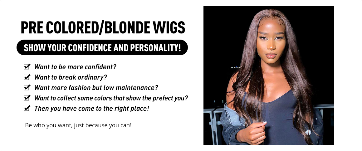 Blonde Ombre Wig