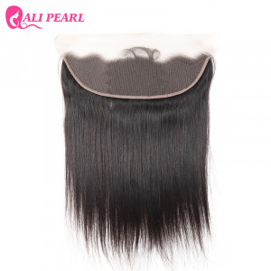 Straight Human Hair 13*4 Lace Frontal