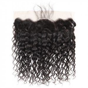 Alipearl Natural Wave 13*4 Lace Frontal Peruvian Unprocessed Hair