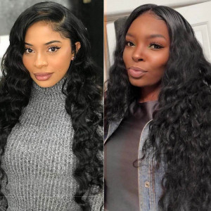 Long Lace Front Wig