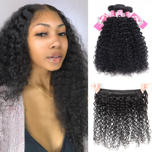 Curly Hair 3 Bundles