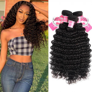 Deep Curly Weaves 3 Bundles