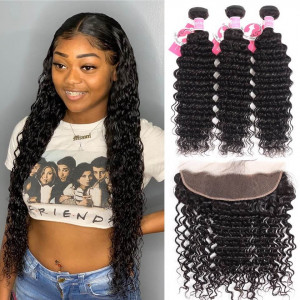 bundles with lace frontal