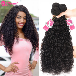 Ali Pearl 3 Bundles/Lot Brazilian Virgin Hair Natural Wave