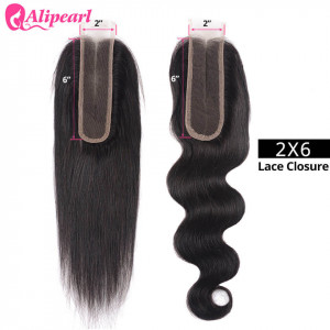2x6 Lace Closure