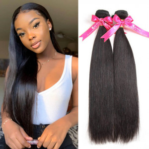 100% Human Hair Weaves