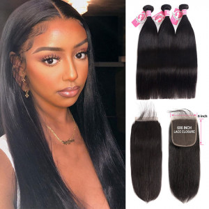 Virgin Hair Bundle Deals