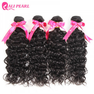 Peruvian Water Wave Hair 4 Bundles