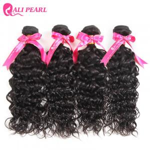 Peruvian Water Wave Hair 4 Bundles