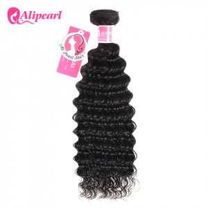 Ali Pearl Brazilian Virgin Hair Deep Wave 1 Bundle/Lot