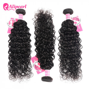 Alipearl Malaysian Natural Wave 3 Bundles Human Hair
