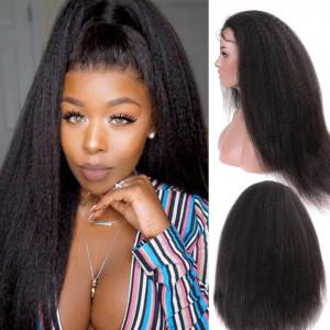 Yaki Hair Lace Wigs