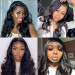 Glueless Lace Front Wigs
