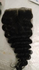 This hair is soft , true to length , ...