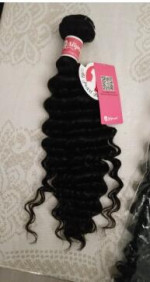 The hair is so lovely! The bundle are...