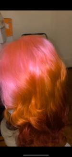 Hair was nice. Came really fast. Litt...
