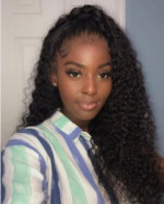 I absolutely LOVE this curly hair!it'...