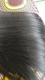 Hair so soft and natural black. I lov...