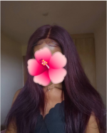 I received my wig very quickly . The ...