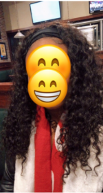 I'm loving this headband wig. I just ...