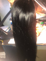The hair is amazing it is very soft a...