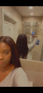Love the quality of the hair & it cam...