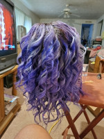 Amazing hair!!!!! It's so silky and s...