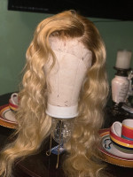 The hair is amazing quality. Would de...