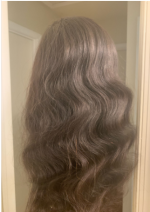 The hair is absolutely gorgeous. I lo...
