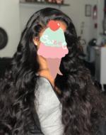 I love this hair ! The bundles was ni...