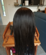 i really love the hair and it came qu...
