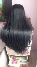 Thank you sell, wig as real hair reco...