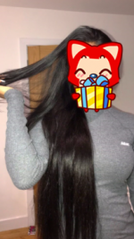 I love this hair.. the seller made su...