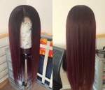 just amazing love this hair, Fast del...