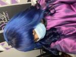 Love this hair, took color very nicel...