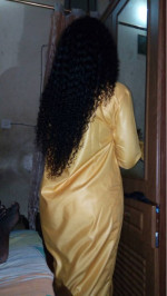 I love the hair it so soft like espec...