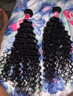 This hair is very nice & true to the ...