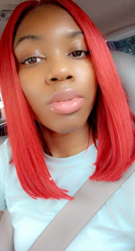 First time buying a Bob wig and of co...