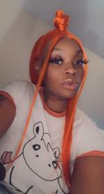 Love love love my hair I was kinda sk...