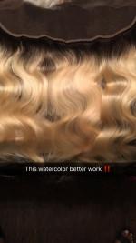 I purchased my hair on November 16 , ...
