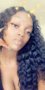 This hair is pretty and soft it's som...