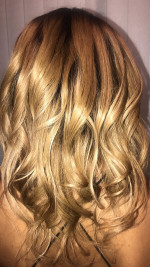 Very happy with the full lace ombré b...