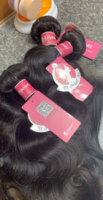 Beautiful hair, I can say the best I ...