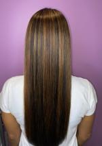Beautiful hair & colors we'll!
