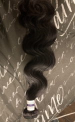 The hair is very soft and bouncy I ca...