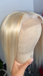 I love this hair! True to length I to...