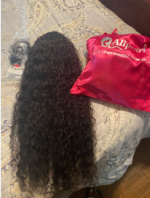 Hair is soft no shedding shipping was...