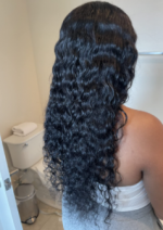 The hair was great!I bought 20 inches...