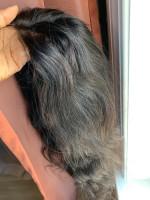 Hair is so soft.  I like the closure ...