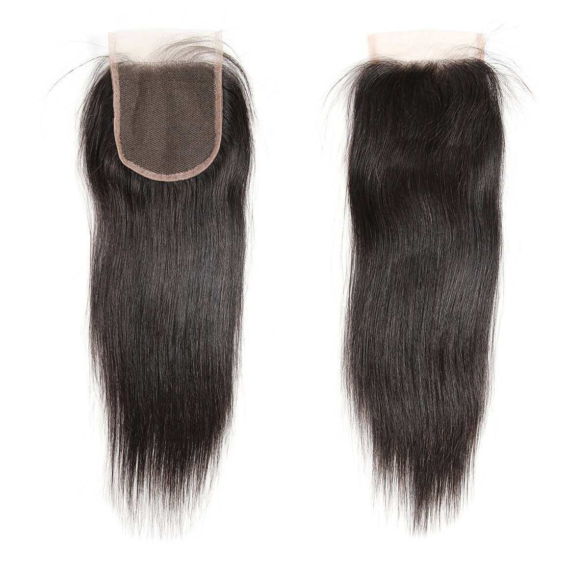 100  virgin remy hair straight 4 4 lace closure malaysian